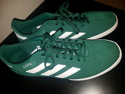 ad302f42e Adidas Copa Super Suede Green Indoor Soccer Shoes Men 13 Germany B37086  Used US