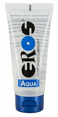 Eros - Aqua lubricante base agua - 200 ml