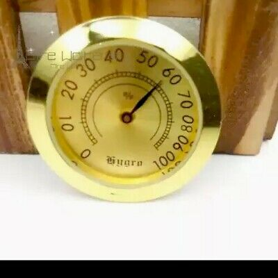 Quality Precision  37MM gold Hydrometer