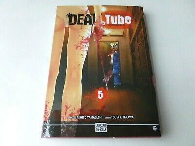 Dead Tube 5 - Delcout/Tonkam - Fr - Neuf
