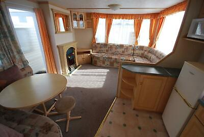 Static caravan for sale off site 32ft x 12ft 2 bed