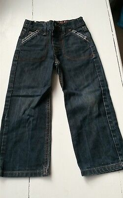 Ted Baker Baker Boy navy blue boys Jeans Age 4 Years - Great Condition