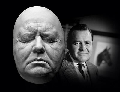 Jonathan Winters Life Mask It's a Mad Mad Mad Mad World Maude Frickert