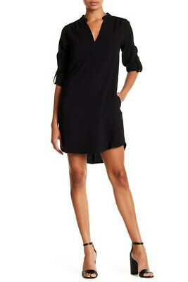 01d29952ce NEW NWT ANTHROPOLOGIE Cloth and stone Maroney Shirtdress dress large ...