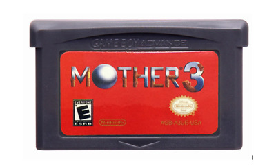 Mother 3 Earthbound Nintendo Game Boy Advance Gameboy GBA ENGLISH!!