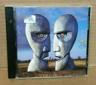 The Division Bell by Pink Floyd Music CD 1994 Columbia (USA) Complete Used
