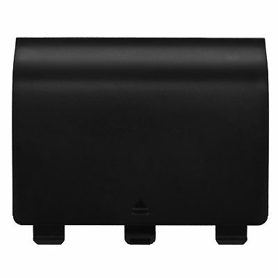 Battery Cover for XBox One Wireless Controller Black - Aussie Stock !