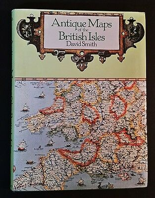 David Smith - Antique Maps Of The British Isles - hbdj