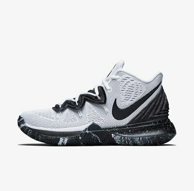 best service 250e3 e29c0 NIKE KYRIE 5 EP WHITE BLACK OREO AO2919-100 Mens all star bhm just do
