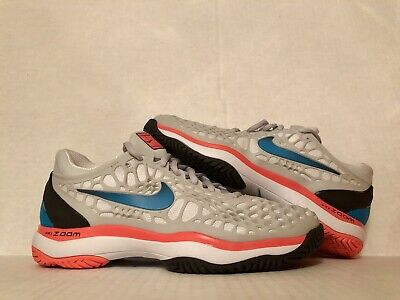 a4fd6ebbdb15b NIKECOURT 918199 NIKE Zoom Cage 3 Women's $130 Tennis Shoes New ...