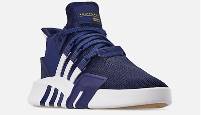 the latest 2bb38 5ecb7 adidas EQT Basketball ADV Sneakers - Navy  White Mens Size 11 (D96767) NEW