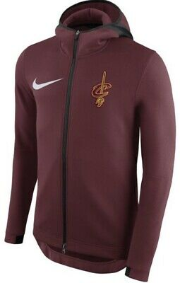 e6e4e438012 Mens Cleveland Cavaliers Nike NBA Showtime Therma Flex Full-Zip Hoodie    150  LG