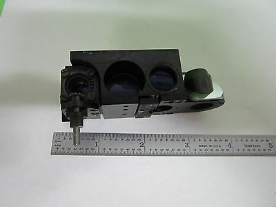Microscope Pièce Sauvage Heerbrugg Suisse Bf Df Assemblage ?? Optiques