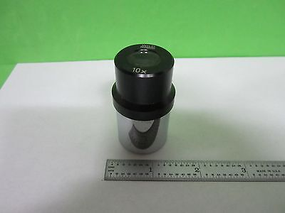 Microscope Pièce Oculaire Sauvage Heerbrugg 10x Suisse Optiques Tel Quel Bin
