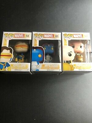 Marvel Funko Pop Lot