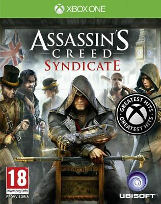 Video Gioco Assassin's Creed Syndicate Greatest Hits Xbox One Multilingue Italia