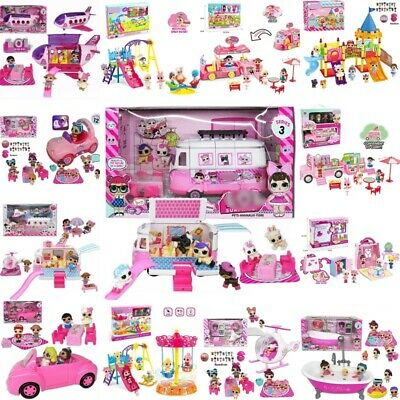 LOL Surprise Doll Park House Game Playset Toys Topper Snack Kids Girls Gift UK
