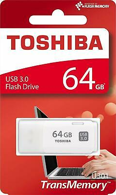 Toshiba 64GB 64 GB TransMemory U301 USB 3.0 Flash Drive USB Stick PenDrive