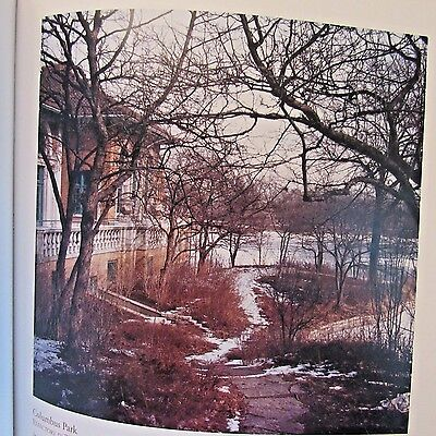 Chicago parks rediscovered frank dina special limited edition Signed
