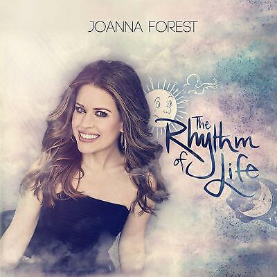 Joanna Forest - The Rhythm Of Life - New CD Album - Released 22/03/2019