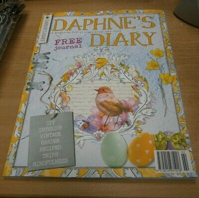 Daphne's Diary magazine #2 2019 DIY Interior Recipes Vintage Trips Mindfulness