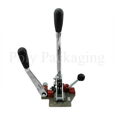 Pallet Strapping COMBINATION TOOL Sealer & Tensioner For 12mm Use Heavy Duty