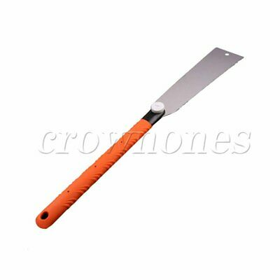 250D Hand Woodworking Saw Household Manual Triple Fast Small Logging Saw Tool