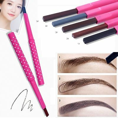 Stylo Automatique Crayon à Sourcil Waterproof Eyebrow Liner