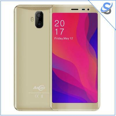 "AllCall Rio X Smartphone Android 8.1 Quad Core 1GB+8GB 5,5"" IPS Dual SIM 3G 13MP"