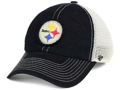 4ae6afb10c2805 NFL PITTSBURGH STEELERS Women's '47 Brand Sparkle Team Color Clean ...
