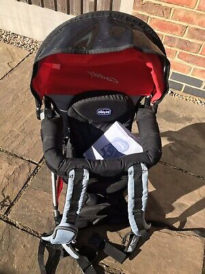 baby Chicco Caddy carry backpack