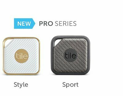 Tile Style & Sport Combo 2 Pack Pro Series (Rt-14002-Eu)  - New Boxed