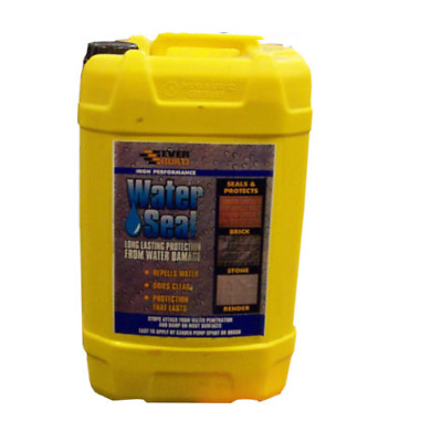 Everbuild 402 25 Litre Water seal Brick Stone Render Waterseal Clear 25L