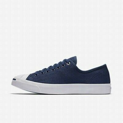 d740733d587f MENS CONVERSE JACK Purcell Jack Ox Fashion Sneaker Black Canvas All ...