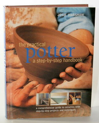 THE PRACTICAL POTTER  Step by Step Guide HCDJ DIY Color Illustrations