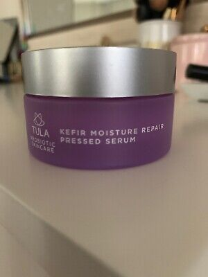 TULA KEFIR MOISTURE Repair Pressed Serum 1oz / 30g New in