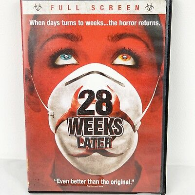 28 Weeks Later DVD Full Screen (2007 Edition)