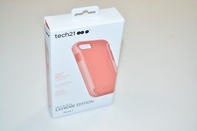 new style 68a76 138d1 TECH21 - EVO Tactical Extreme Edition Case for Apple iPhone7 - Rose