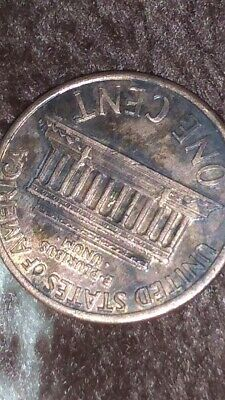 1992 D Close Am Double Die Obverse And Reverse Error Penny Lincoln Cent error