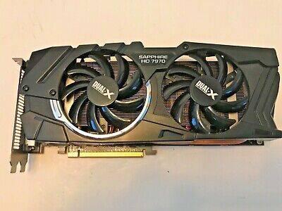  AMD RADEON HD 7970 3GB GPU For Apple Mac Pro w/EFI, Boot screen