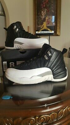 more photos c77b8 dac8a Nike Air Jordan Retro 12 Playoff Size 8 Great Condition 100% Authentic With  Box