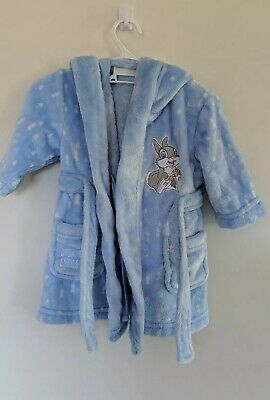 Disney Baby Kids Dressing Gown Size 00 3-6 Months