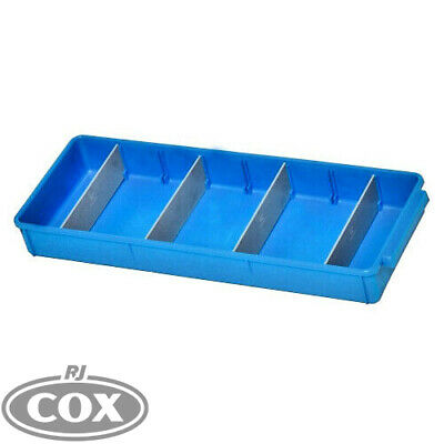 400 Series Storing and Sorting Container for Small Parts w/ Removable Dividers