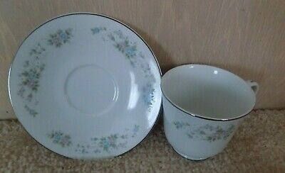Carlion Corsage Tea Cup And Saucer 481