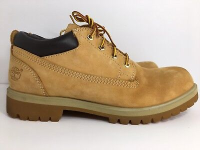 TIMBERLAND WATERPROOF Ankle Boots Oxford Sz 9.5M