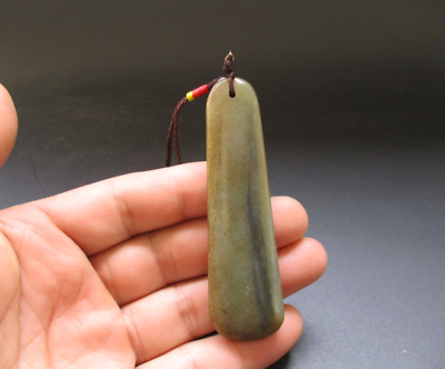 Chinese jade,noble collection,manual sculpture, jade,Waist pendant,pendant #667