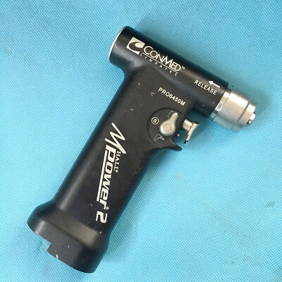 Conmed Linvatec Hall MPower2 Pro6450M   Sternum Saw --With 60 Days Warranty