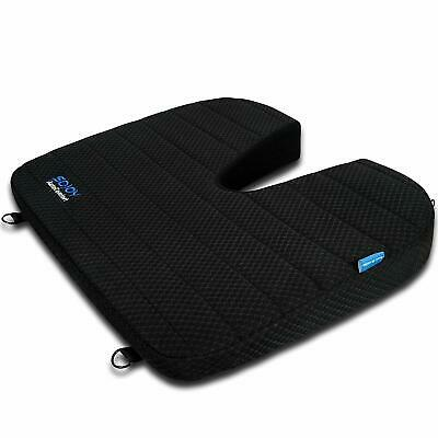 Sojoy Multi-Function Car Seat Cushion Drivers Wedge Coccyx Support for Back, Hem