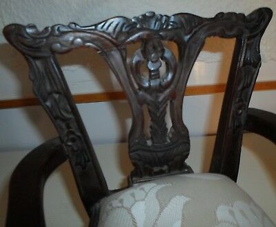 Vintage Salesman's Sample Chippendale Chair