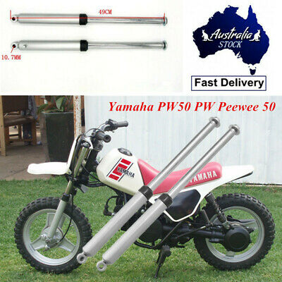 Yamaha PW50 PW Peewee 50 Modification Parts Front Forks Shocks Suspension Set